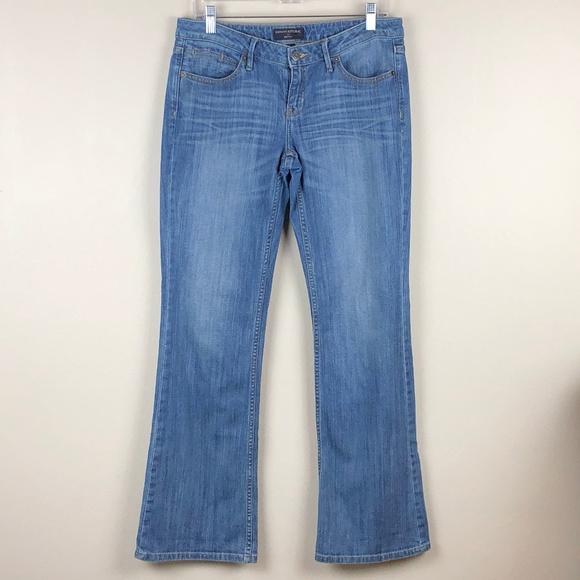 Banana Republic Denim - BANANA REPUBLIC   Bootcut Denim Jeans 29/8R